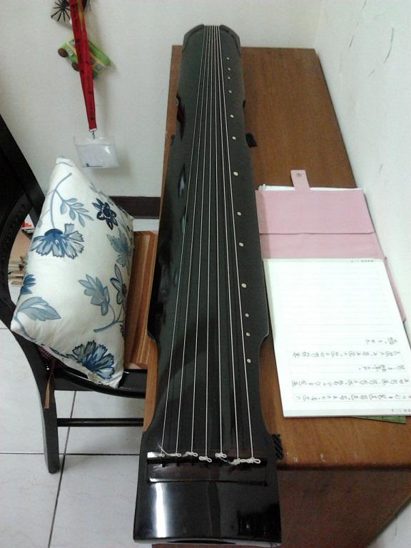 古琴教學,大同社區大學古琴
